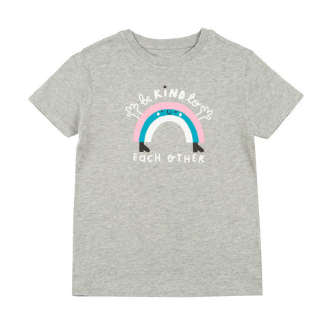 Kids Rainbow Short Sleeve T-shirt