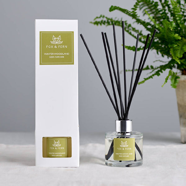 Winter Woodland Reed Diffuser