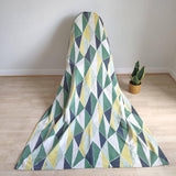 Vintage Geometric David Whitehead Curtain