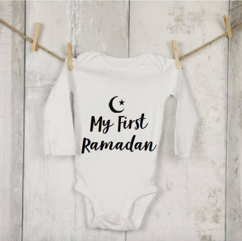 Personalised 1st Babygrow