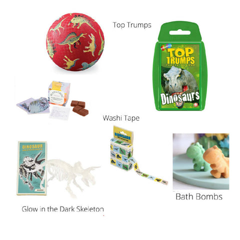 Roarsome Dinosaurs Gift Box (5 yrs and over)