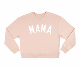 MAMA Spring Soft Sweatshirt <br> Misty Pink, Selfish Mother