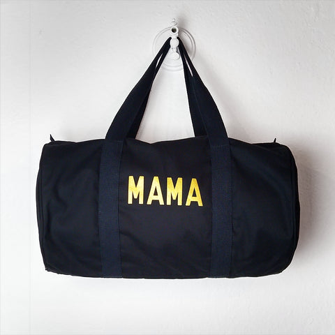 MAMA Barrel Bag