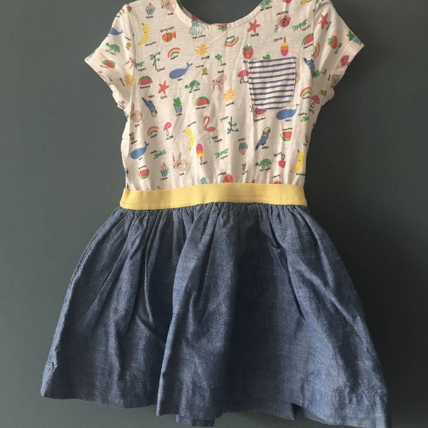 Next Summer dress (2-3 yrs)