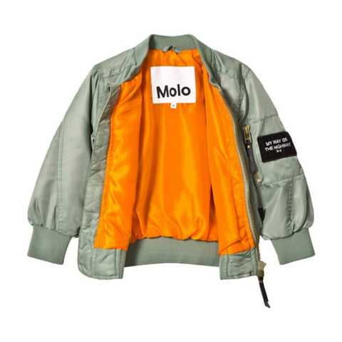 Kids Molo Bomber Jacket - NEW