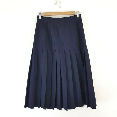 Vintage St Michael M&S Pleated Skirt 8