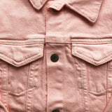 DL1961 PINK DENIM JACKET 6 YEARS