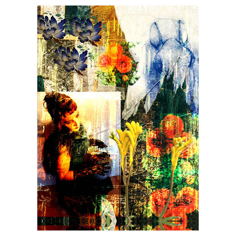5 FINE ART GREETINGS CARDS