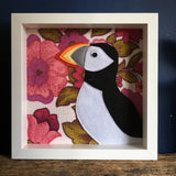 Puffin Felt Artwork