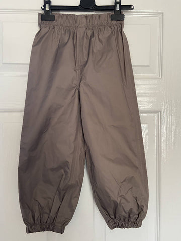 Next children's waterproof trousers, age 4-5