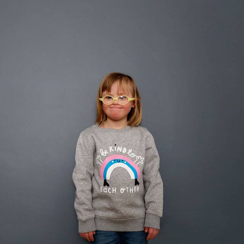 Kids Rainbow Sweatshirt