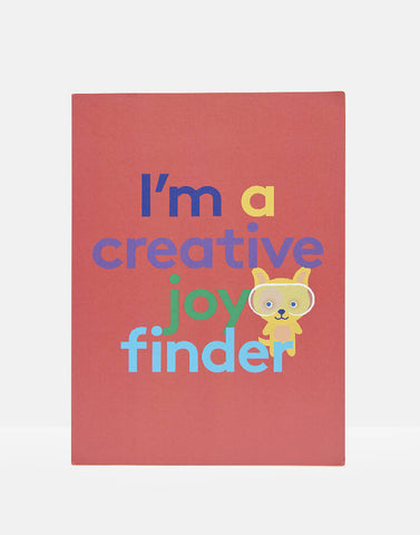 Stib Creative Joy Finder A4 Print