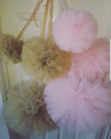 Large Pom Pom bundle
