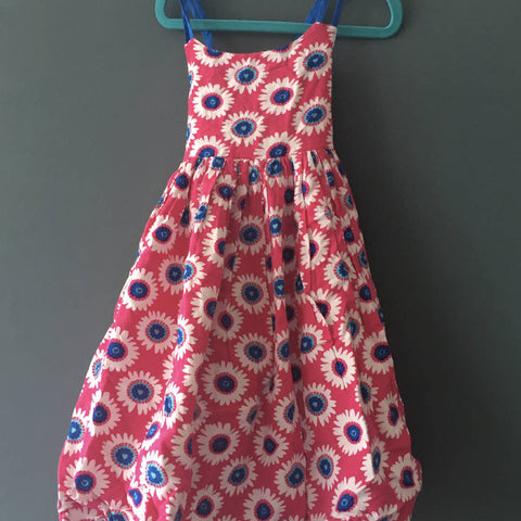 M&S floral summer dress (3 years)
