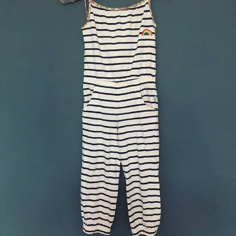 Little Bird striped playsuit (2-3 yrs)