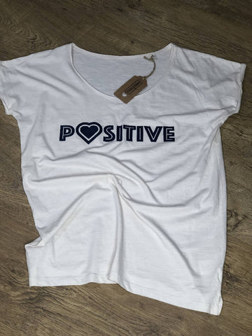 Original range POSITIVE tee