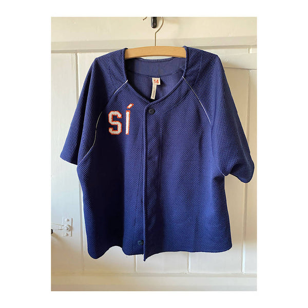 BELLEROSE SPORTY BASEBALL STYLE LIGHT S/S JACKET AGE 12/14