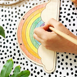 Colour your own rainbow