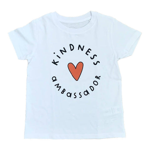Kids Kindness Ambassador Short Sleeve T-shirt