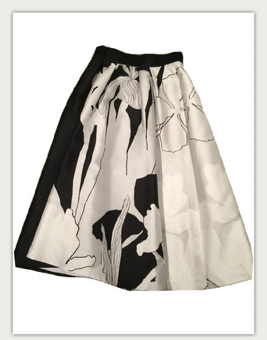 Coast two piece BNWT black and white size 8-10