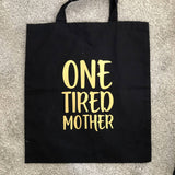 Personalised Slogan Tote