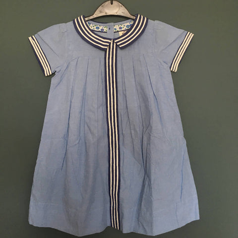 Boden Sailor dress (4-5 yrs)