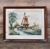 Vintage Watercolour