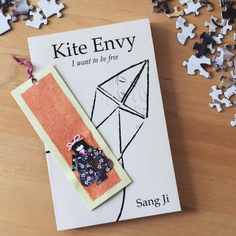 'Kite Envy - I want to be Free' (paperback)