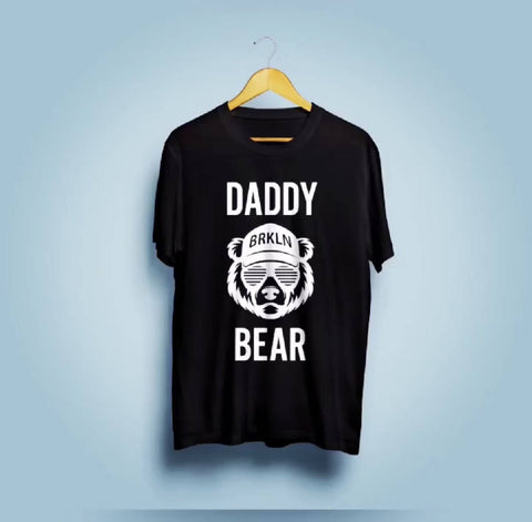 Daddy Bear Men's T-shirt