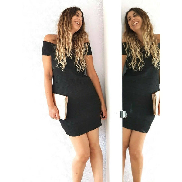 New Look Bodycon Bandage Dress 14