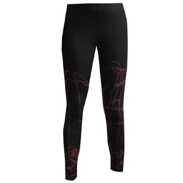 PLUM DYE FESTIVAL LEGGINGS | PRETTY DISTURBIA