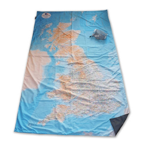 OS Great Britain XL Picnic blanket