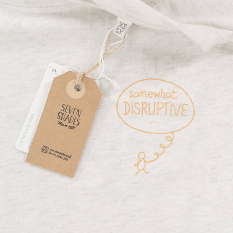 Sustainable Sweater - Somewhat Disruptive