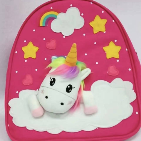 Kids Handmade Backpack Unicorn