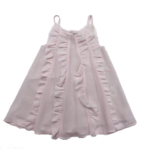 LILI GAUFRETTE PINK DRESS 2 YEARS