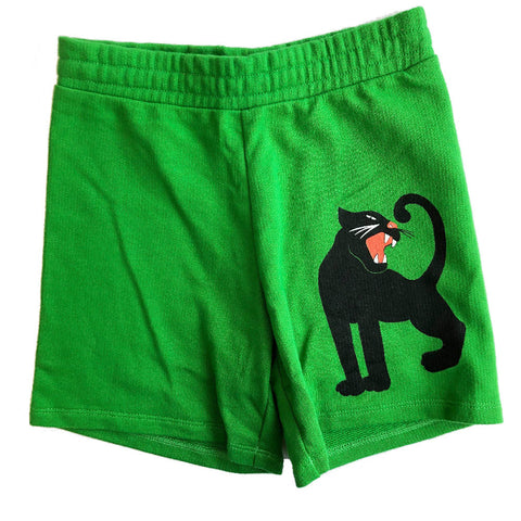 MINI RODINI PANTHER SHORTS 4-5 YEARS