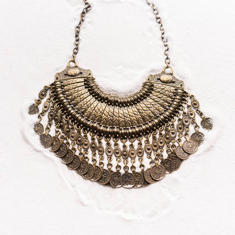 Hurrem Statement Necklace