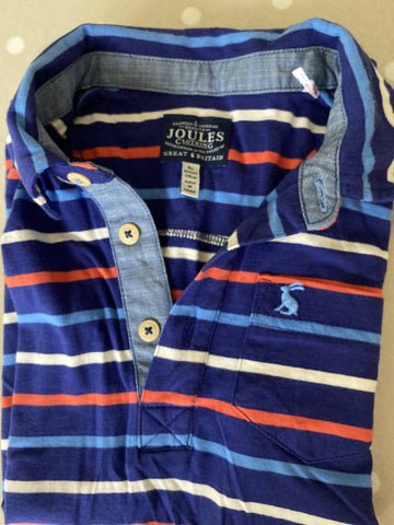 Joules polo shirt age 8