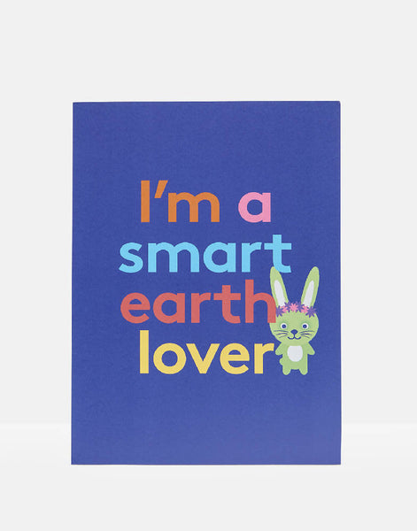 Stib Smart Earth Lover A4 Print