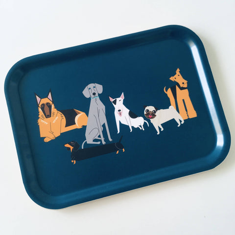 Doggy Friends Tray (Large)