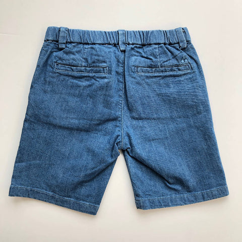 BONPOINT DENIM SHORTS 2 YEARS