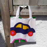 'Almost Square' Shopper - Vehicles