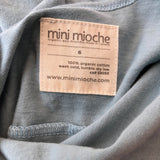 MINI MIOCHE ORGANIC COTTON DRESS 6 YEARS