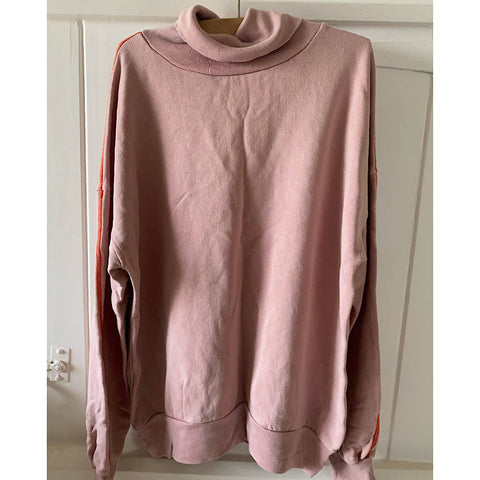 BELLEROSE soft pink slouchy top AGE 10/12