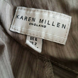 Karen Millen Parachute Asymmetric Shirt Dress