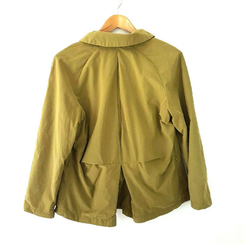 Jigsaw Khaki Green Jacket 12