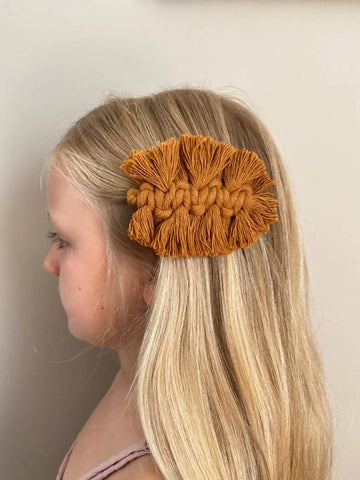 Luxe Boho Hair Accessories Set
