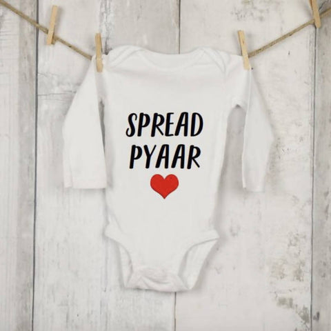 Desi Slogan Babygrows