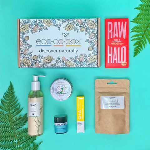 Mum-To-Be Natural Gift Box