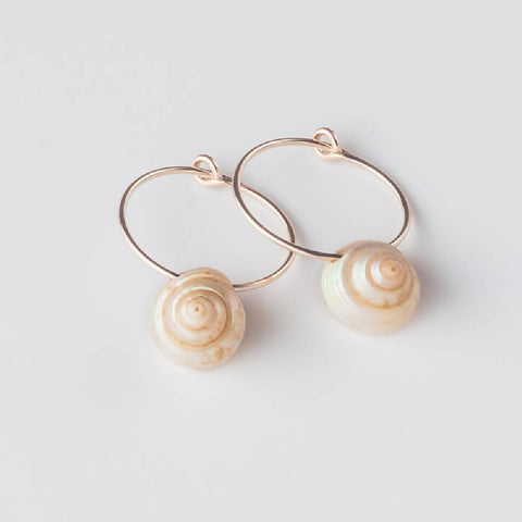 Shell Earring - Mini